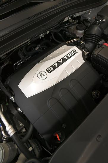 2007 Acura Mdx Press Kit
