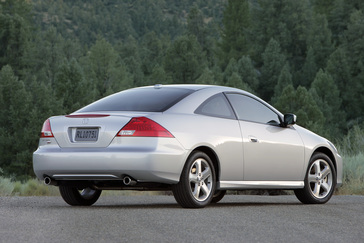 2006 Honda Accord Summary