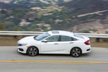 2016 Honda Civic Sedan Specifications Features