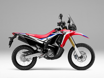 Honda crf250l pierdere în greutate