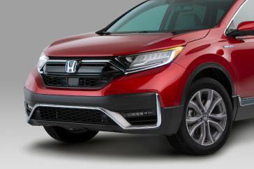 2018 Honda Pilot, CR-V And HR-V Could Get Hybrid Versions >> 2020 Honda Cr V America S Most Popular Cuv Gets New U S