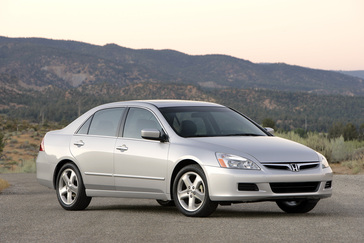 2006 Honda Accord Prices And Epa Data