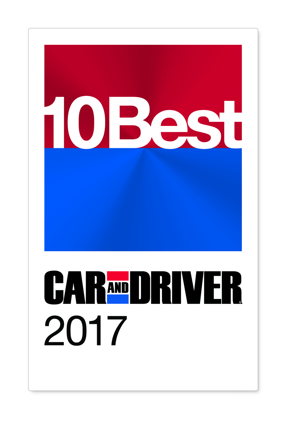 Car And Driver 10 Best >> Honda Accord Holds Crown In Car And Driver 10best Cars Award