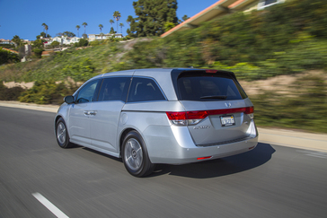 2016 Honda Odyssey Specifications And Features