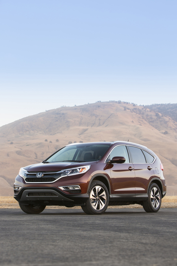 2015 Honda Cr V Specifications Features
