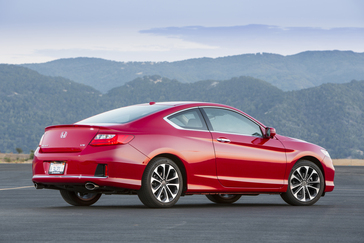 2015 Accord Coupe Specifications Features