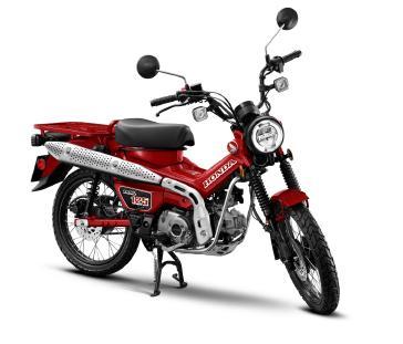Honda Ct Series History
