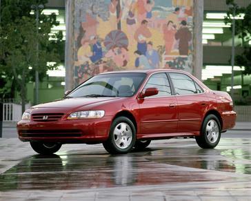 2001 honda accord sedan specifications 2001 honda accord sedan specifications