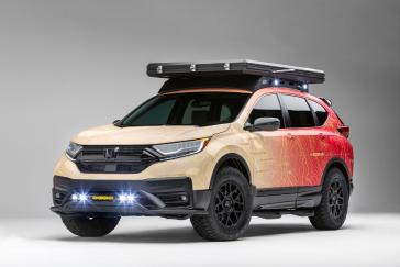 Sema Show 2020.Honda Newsroom Photos
