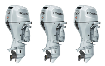 Honda Marine Bf75 Bf90 Bf100 Outboard Motors Technical Specifications