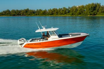 Honda Marine Announces New Agreement With Sanjuanyachts